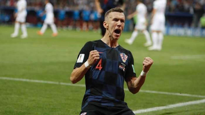 Kroatiens Matchwinner Perisic