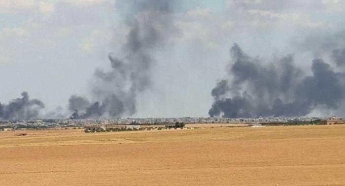 Israel greift syrische Militärobjekte an – Medien