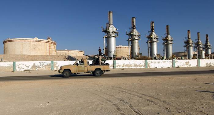 China will sich am Wiederaufbau Libyens beteiligen