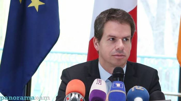 France supports peaceful resolution of Nagorno-Karabakh conflict