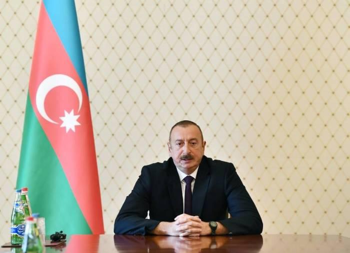 Prezident hüquq-mühafizə orqanlarının rəhbərlərini topladı