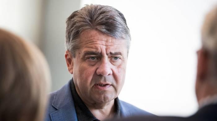Sigmar Gabriel fordert härtere Gangart gegenüber Trump