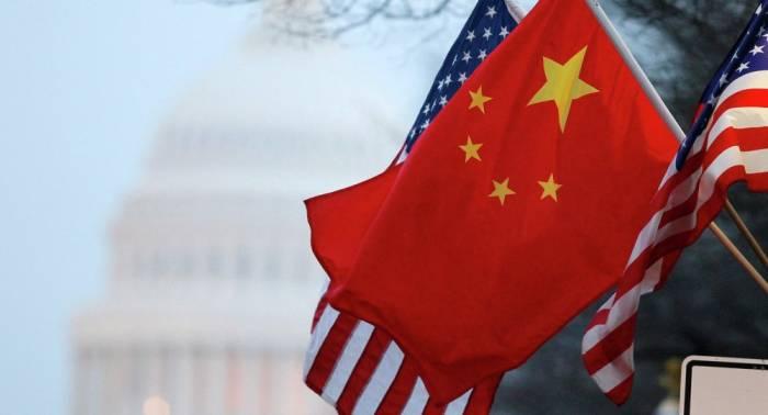 Peking: Handelskrieg löst Washingtons Probleme nicht