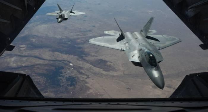 US-geführte Koalition attackiert Dörfer im Norden Syriens – Sana