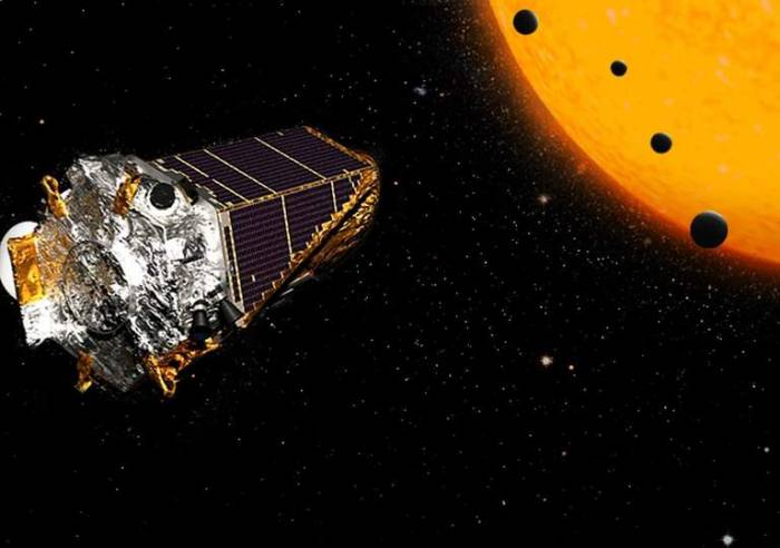Kepler Space Telescope is running out of fuel and is forced to nap