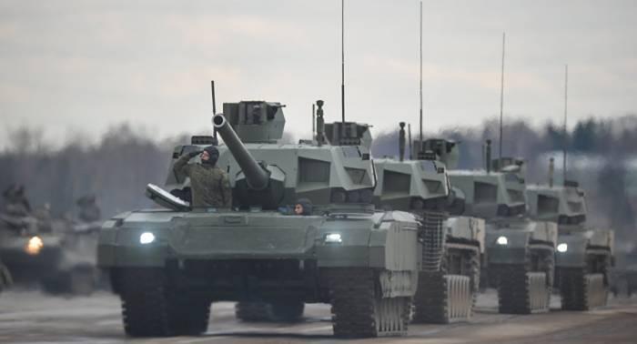 Russland nennt Ersatz für Superpanzer Armata – Medien