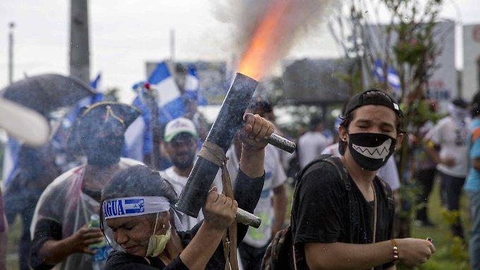 Gewalt in Nicaragua reißt nicht ab