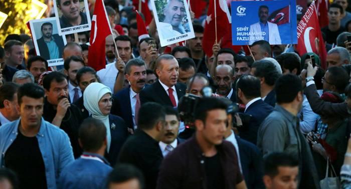 Ankara: la organización de Gulen sigue representando una amenaza para Turquía