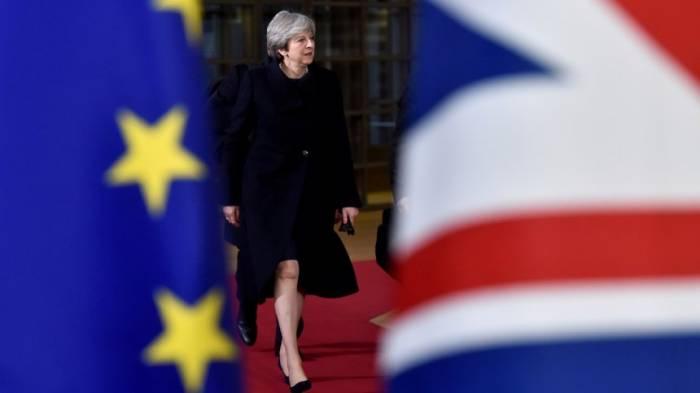 So reagiert Brüssel auf Mays Weißbuch