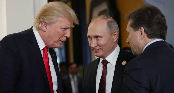 """Helsinki-Gipfel: Putin-Berater enthüllt neue Details zum """"wichtigsten Sommerereignis"""""""
