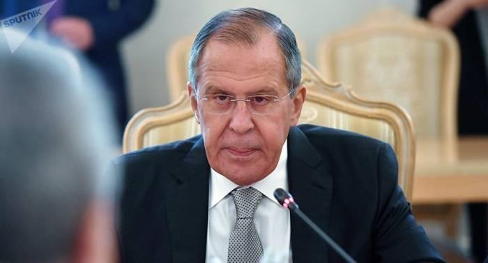 Lavrov afirma que no está definido el temario de su reunión con Pompeo