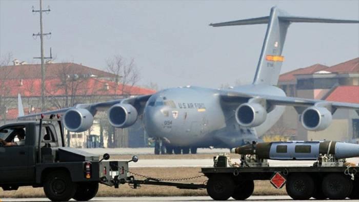 EEUU abre su mayor centro logístico militar en el Oriente Medio