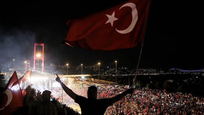 Turkey marks 2nd anniversary of 2016 defeated coup