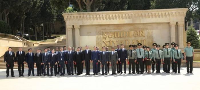 Penitensiar Xidmətin 37 əməkdaşı and içib