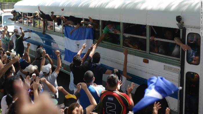 Death toll in Nicaragua protests reaches 273, human rights group says - UPDATED