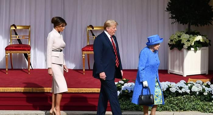 """London-Besuch: Prinz Charles und Prinz William """"kränken"""" Trump – Medien"""
