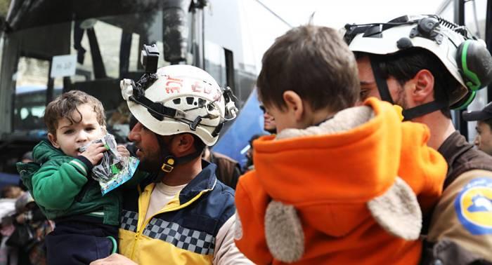 """USA wollen """"Weißhelme"""" aus Syrien evakuieren – CNN"""