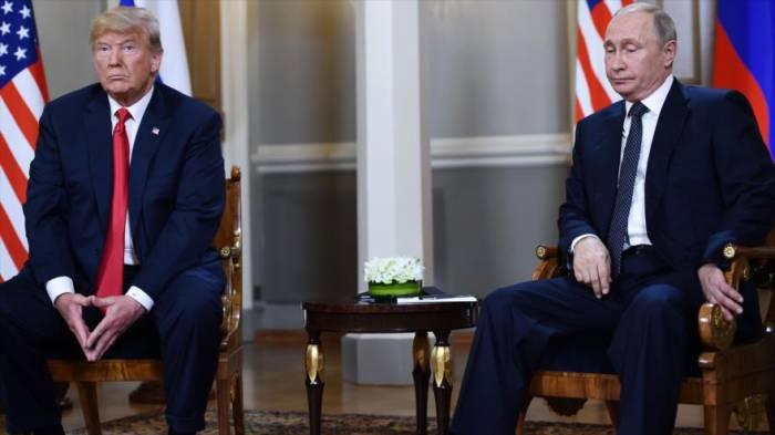 Arranca la cumbre entre Putin y Trump en Finlandia