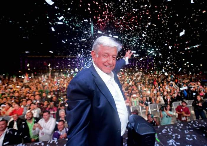 Incoming Mexican president takes 60% pay cut in governmental austerity push