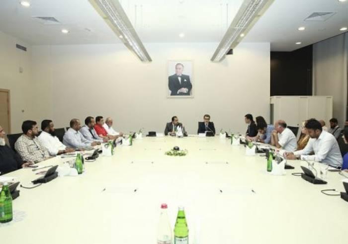 Pakistanische Geschäftsleute zu aktiver Zusammenarbeit mit Aserbaidschan eingeladen
