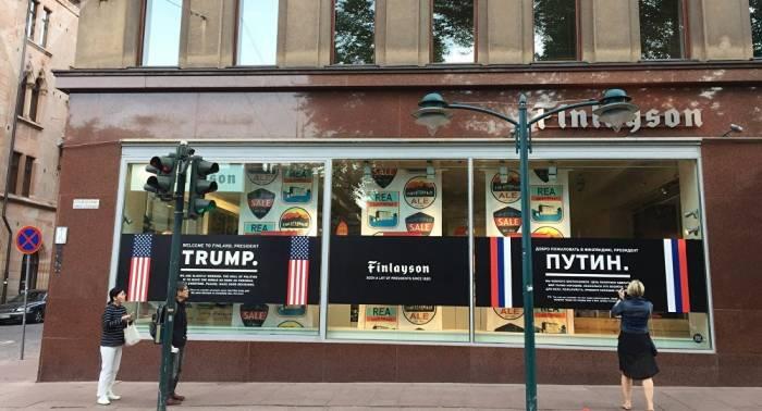 Finnland: So viel kostete Putin-Trump-Gipfel