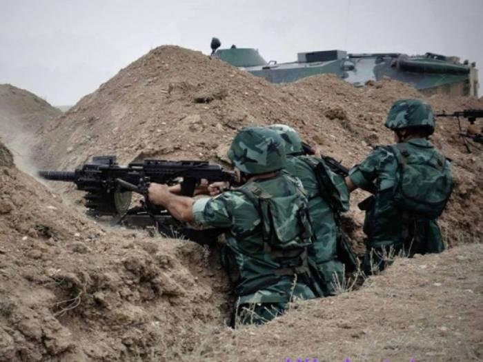 Verteidigungsministerium: Vereinbarte Waffenruhe 98 Mal verletzt