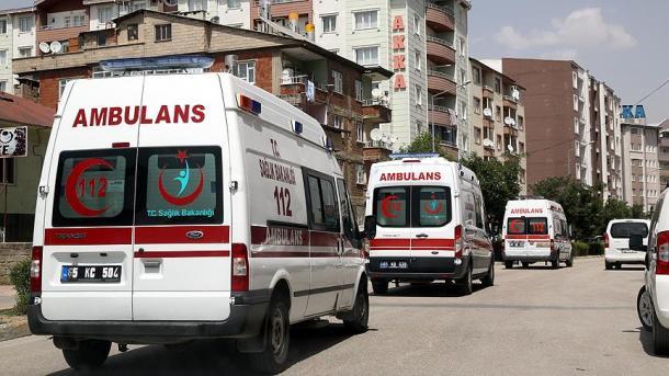 Terroroperation in Van: Polizist erliegt seinen Verletzungen