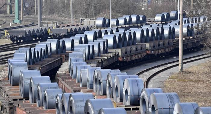 Wegen US-Zöllen: Europa schließt seinen Markt für Stahlimporte aus Drittländern