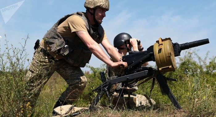 """Ukraine nimmt Produktion von Munition nach Nato-Standards auf – """"Ukroboronprom"""""""