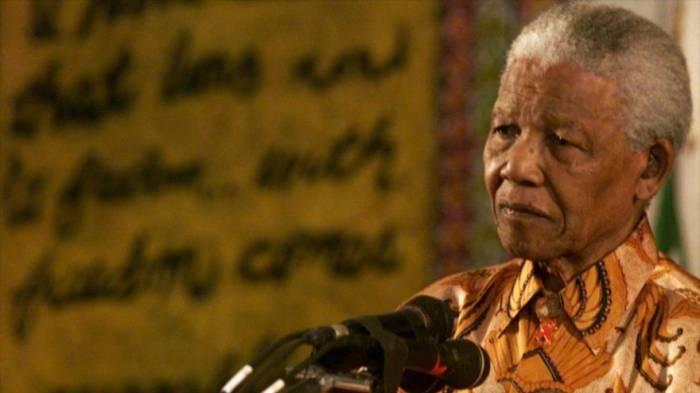 Miles de documentos revelan espionaje de EEUU a Nelson Mandela
