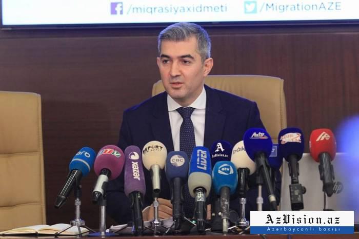 Vusal Huseynov:El número de extranjeros que visitan Azerbaiyán aumentó en 10%- FOTOS