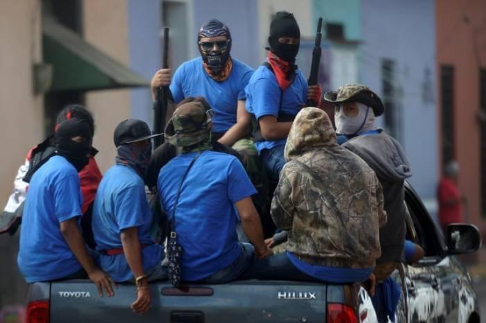 Nicaragua conmemora aniversario de revolución tras toma de feudo opositor