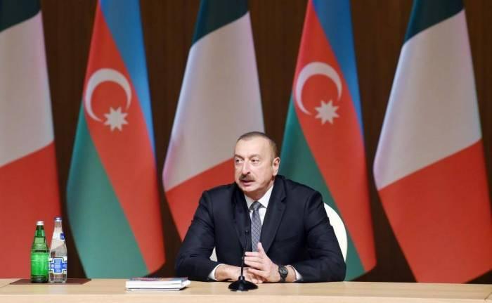 Necesitamos socios confiables y probados - Ilham Aliyev