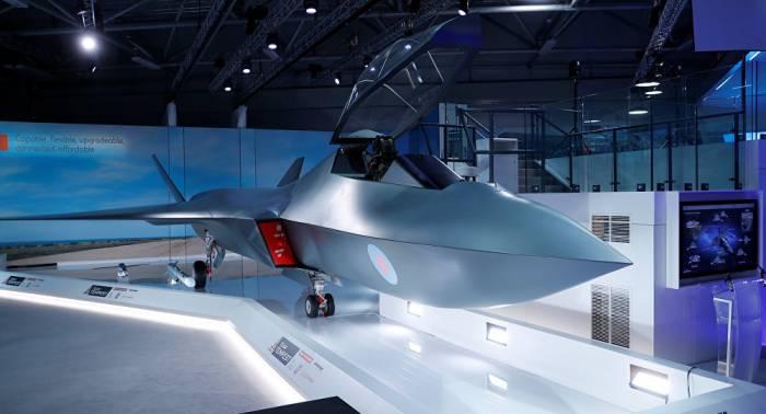 """Eigener """"Eurofighter"""" für England: Briten hängen Europa mit Zukunftsjet ab"""