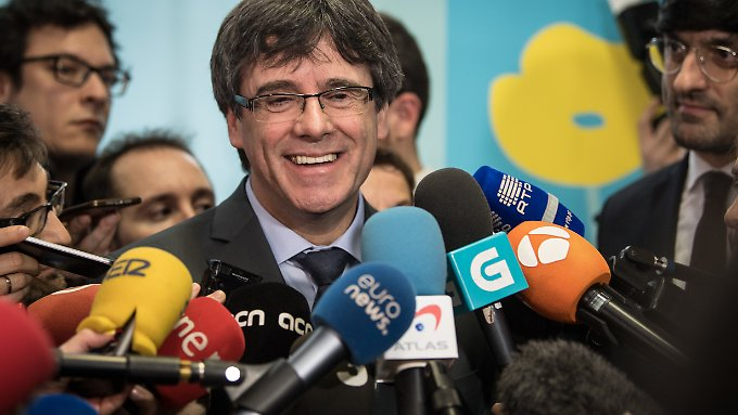Spanische Justiz zieht Haftbefehl zurück