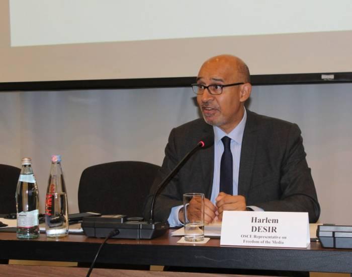 OSZE-Beauftragte für Medienfreiheit wird Aserbaidschan besuchen