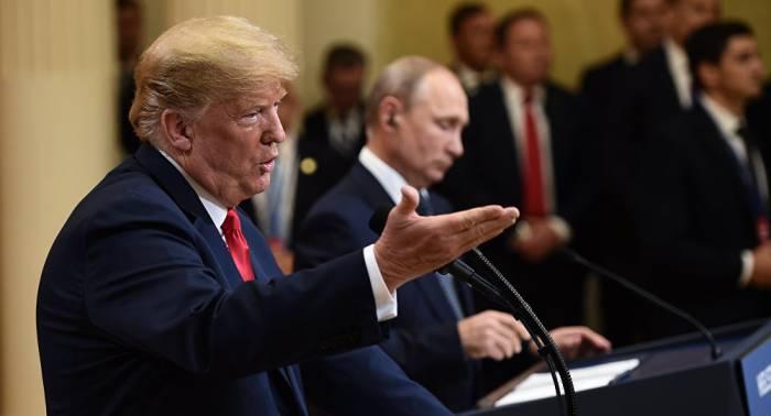 """""""Ich werde Putins schlimmster Feind, falls …"""" – Trump"""