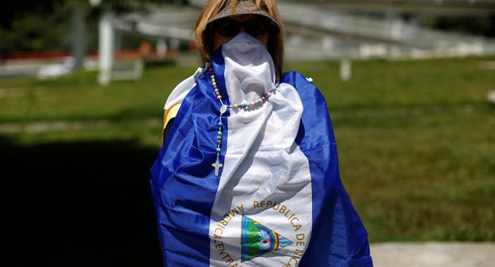 Defensores de DDHH condenan los ataques del gobierno nicaragüense a la Iglesia