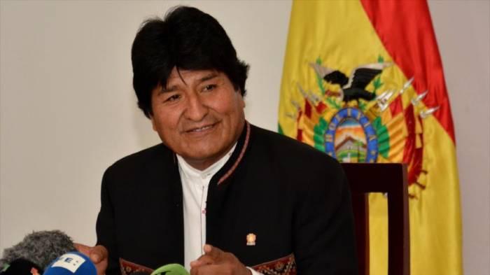 Bolivia rechaza nueva arremetida de EEUU contra Morales