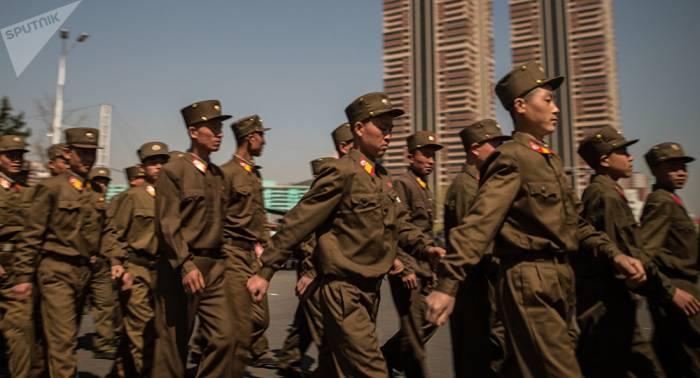 General estadounidense: Corea del Norte reduce sus maniobras militares