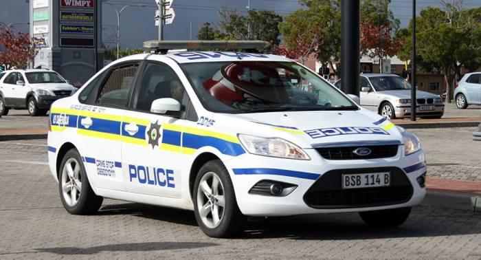 Hombres armados asaltan un minibús en Sudáfrica