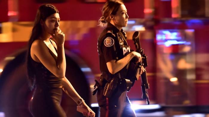 Zahlreiche Verletzte bei Schießerei in Toronto - FOTOs & VIDEO
