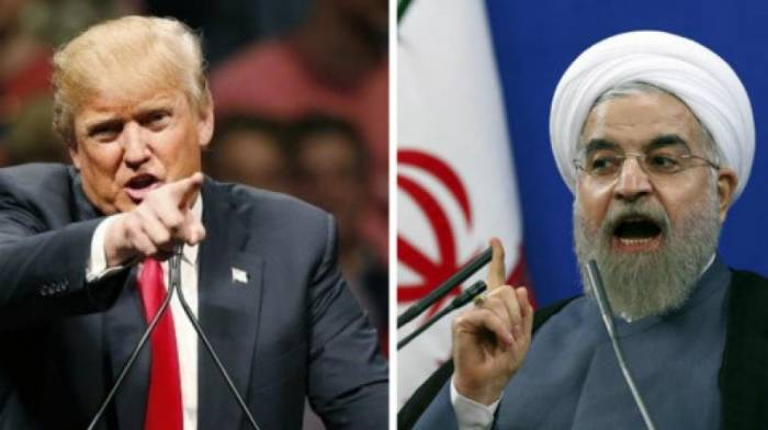Trump and Rouhani trade angry threats