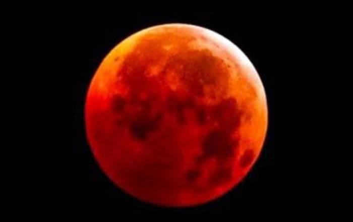 """Sabah """"Qanlı Ay"""" tutulması olacaq"""