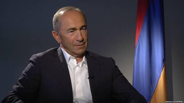 Kocharian: Azerbaijan will be happy with my arrest