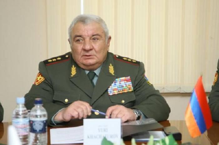 CSTO Secretary General Yuri Khachaturov charged over 2008 crackdown in Armenia