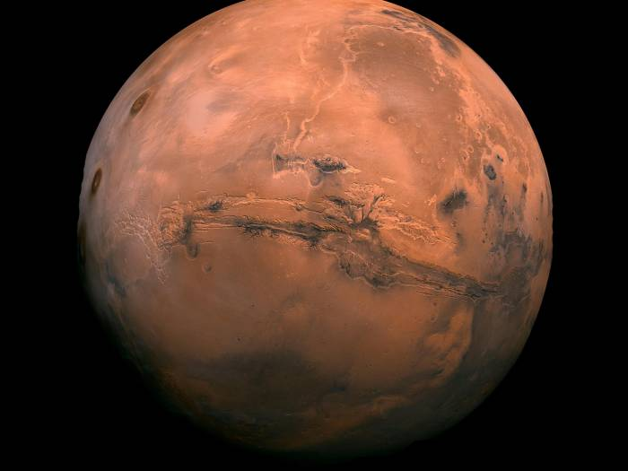 Not enough carbon dioxide to sustain life on Mars, scientists conclude