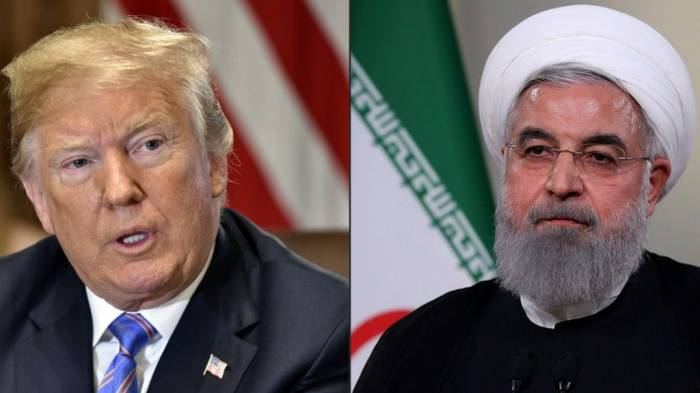 Trump says ready to meet Iran