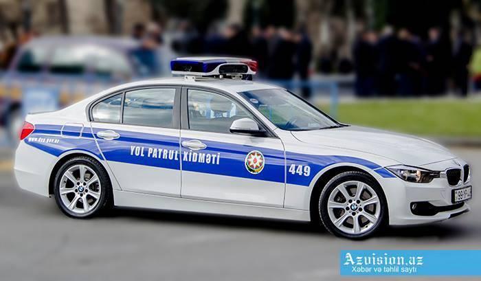 Yol polisi Cəlilabadda reyd keçirib