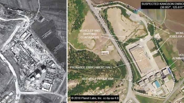"""صور جوية ترصد موقعا """"سريا خطيرا"""" في كوريا الشمالية"""